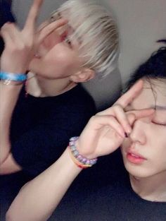 donghyuk and bobby