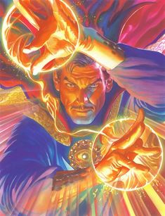 """the-uncanny-jake: """" classicmarvelera: """"Marvelocity by Alex Ross: Heroes' Gallery. No one can preserve Classic Marvel Art like him """" This book would be such an awesome addition to my library! Arte Dc Comics, Marvel Comics Art, Marvel Heroes, Marvel Characters, Marvel Avengers, Captain Marvel, Alex Ross, Marvel Doctor Strange, Doc Strange"""