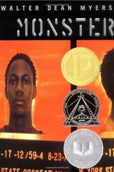 100 Legendary YA Novels | Monster by Walter Dean Myers