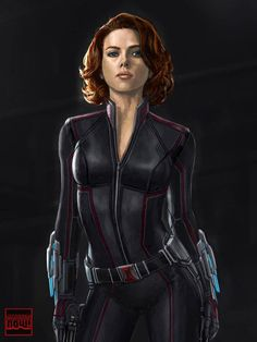 Black widow is my favourite fictional character. She's awesome, she's tough smart and beautiful. She is someone I want to be like. 30.