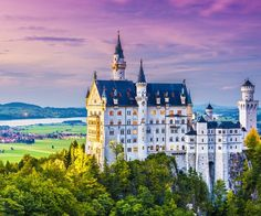 If you love fairy tales and have a serious case of wanderlust, this bucket list was made for you.