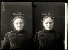 Elizabeth Ruddy was a career criminal who was convicted of stealing from the house of one Andrew Foley. She was sentenced to 12 months with hard labour. DOB: 1854, Scotland.