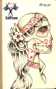 sketchbook. z tattoo.