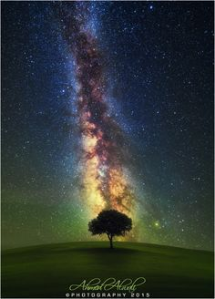 The beautiful (Milky Way), by Ahmed Alwali
