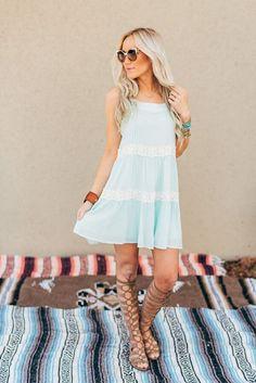 Fresh as a Daisy Dress-Dresses-Affordable Online Boutique | Cute + Trendy Women's Clothes - 4