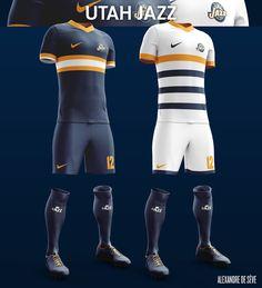 NBA Jerseys Look Way Better As Soccer Kits 2b6e2de30