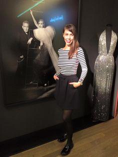 Bianca Stäglich - Stilberatung München  Ihr Outfit: perfekt & absolut Gaultier. Sie trägt dazu ein Kohlori Shirt