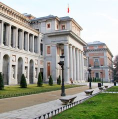 When I get to Spain I plan on spending however long it takes to go through all of the Prado Museum!  Just saying!