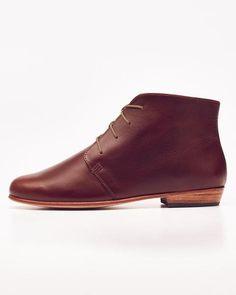 f839aba7f women s chukka boot in brandy leather Chukka Shoes