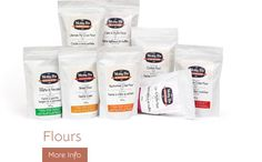 """Molly B's  Gluten free products and flours. We love the buckwheat crepe flour. Just because you're going gluten free doesn't mean you can't enjoy food anymore. At Molly B's, everything we make will get you a big """"thumbs up"""" for texture and taste. And you can rest assured: all our delicious baked goods are made in our own dedicated gluten free, wheat free facility with NO artificial flavors, colors or preservatives, NO genetically modified ingredients, NO MSG and NO added Trans Fats."""