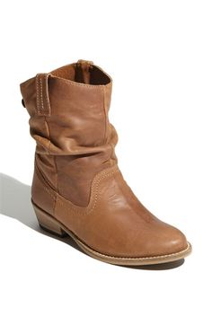 Steve Madden 'Azurret' Short Boot-These with a cute pair of skinny jeans, shorts, or even a dress with leggings. Hottness!