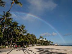 So amazing! Waikiki Beach Near the Hilton Hawaiian Village in Honolulu, Oahu, Hawaii, Usa