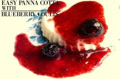 Easy Vanilla Panna Cotta with Blueberry Coulis 7 Dollar Store Organization Hack You'll Actually Want to Try Dollar Store Hacks, Dollar Stores, Blueberry Coulis, Vanilla Panna Cotta, Fast Weight Loss, Lose Weight, Logo Nasa, Organization Hacks, Sewing Hacks