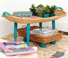 Beautifully repurposed (inspiration only)