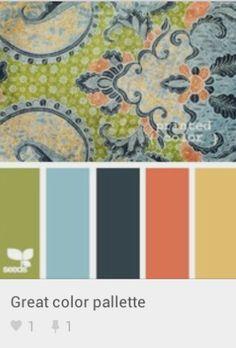 Pastels, color