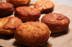 "Fastnachts Recipe ~ Pennsylvania Dutch word for ""doughnut"" from an old Mennonite cookbook~ From: Foodie's Arsenal, please visit (These are USUALLY made for Shrove Tuesday - the day before the beginning of Lent) Köstliche Desserts, Delicious Desserts, Yummy Food, Dessert Recipes, Pennsylvania Dutch Recipes, My Favorite Food, Favorite Recipes, Bread Winners, Recipes"