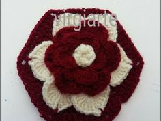 YouTube Crochet Motif, Crochet Flowers, Table Covers, Mandala, Quilts, Caramel, Youtube, Scrappy Quilts, Crochet Throw Pattern