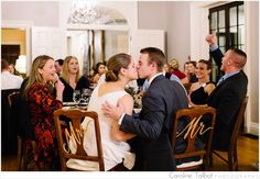 Nora & Rick: Married! | A Lyman Estate Wedding | Image by Caroline Talbot Photography | ctalbotphoto.com