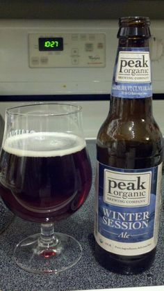 Peak Organic Brewing Co's Winter Session (ME)