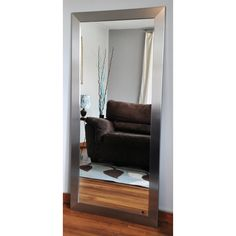 You'll love the Wide Tall Mirror at Wayfair - Great Deals on all Décor  products with Free Shipping on most stuff, even the big stuff.