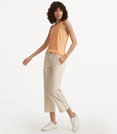 Image of Lou & Grey Wide Leg Lived-In Chinos