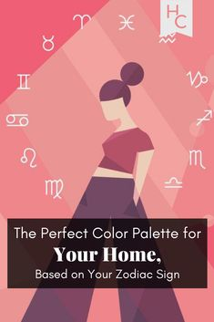 The Perfect Color Palette for Your Home, Based on Your Zodiac Sign Taurus, Pisces, Aquarius Season, Your Horoscope, Earth Signs, Deep Forest, Deep Burgundy, Know Who You Are, Cool Tones