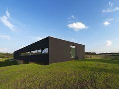 #Wohntrends #Architektur Bridge House The Netherlands by 123DV