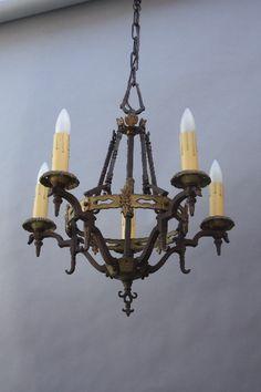 In Antiques, Architectural U0026 Garden, Chandeliers, Fixtures, Sconces |  Lighting | Pinterest | Gärten, Spanisch Und Spanish Revival