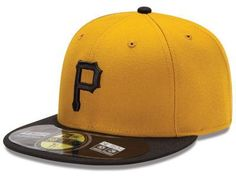 f812d64fde7 Pittsburgh Pirates On-Field Alt Hat by New Era