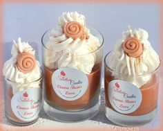Cinna Buns Love Luxury Soy Cupcake Candle by SweetloveCandles Natural Candles, Unique Candles, Handmade Candles, Soy Wax Candles, Carved Candles, Sweet Potato Pecan Pie, Cupcake Candle, Best Smelling Candles, Scented Wax Melts