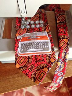 Click click typewriter!