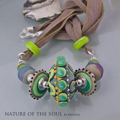 Michou - NATURE of SOUL - Necklace $169