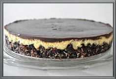 Nanaimo Bar Cheesecake - could it be? My two very favourite desserts combined!? Why didn't I think of this!!!