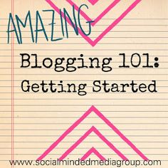 blogging... Not sure if i have anything interesting enough to blog about in my life but it would be fun to do i think!