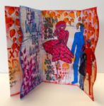 Wed 30th October - Large Couture Watercolour Book by Dyan - 10-4pm
