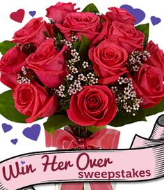 I just entered to win 2 iPad Minis in the Win Her Over Sweepstakes sponsored by From You Flowers. Join me! #fyfsweeps