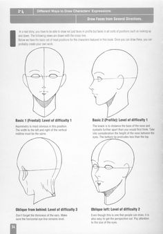 How To Draw Anime Face Proportions