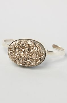 Aura Druzy Bangle - stunning
