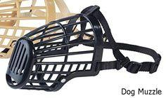 Dog Muzzle - gigantic choice. Need to visit...