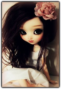 Thyia with her final custom ♥ | Flickr - Photo Sharing!
