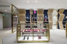 Manolo Blahnik store by Nick Leith-Smith, Tokyo – Japan » Retail Design Blog