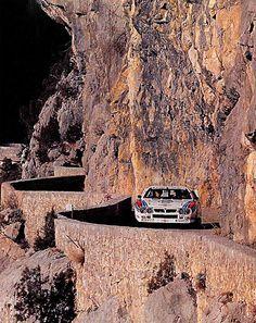 #Lancia Rally 037