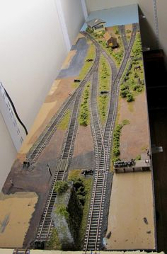 All About Standard Gauge Toy Trains Ho Scale Train Layout, Ho Train Layouts, Escala Ho, N Scale Model Trains, Model Railway Track Plans, Rail Car, Ho Trains, Real Model, Electric Train