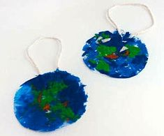 Earth Day Crafts & Treats
