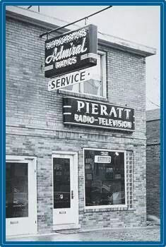 I bought my first stereo here. 1972...Pieratts Radio & TV Store...Lex., Ky