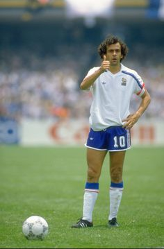 Platini  World Cup Second Round match against Italy at the Olympic Stadium in Mexico City