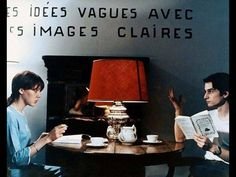 Writing actually in the picture, not put in over the image. Anne Wiazemsky, New York Times Arts, Jean Luc Godard, Iconic Women, Film Stills, Film Movie, Movies Showing, Engagement Shoots, Cinematography