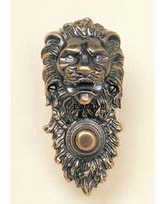 ~ Solid Bronze Royal Sentry Doorbell from Baltica ~