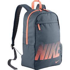 874ea4cd0bc4 Rebel Sport - Nike Classic Sand Backpack Grey Apricot