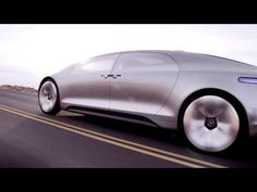 Mercedes-Benz TV: World premiere of the Mercedes-Benz F 015 Luxury in Motion research vehicle. - YouTube